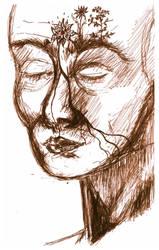 Meditation by BrokenShell121