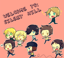 SH: Welcome to Silent Hill by ritsuneko69