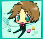 SHD: murphy and cupcakes :D!