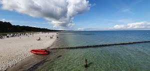 Zingst Shore