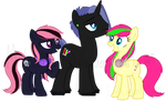 .:Annoying sisters:. by Midnight-Estelle