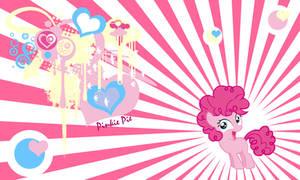 Pinkie Pie Happy Filly Wall