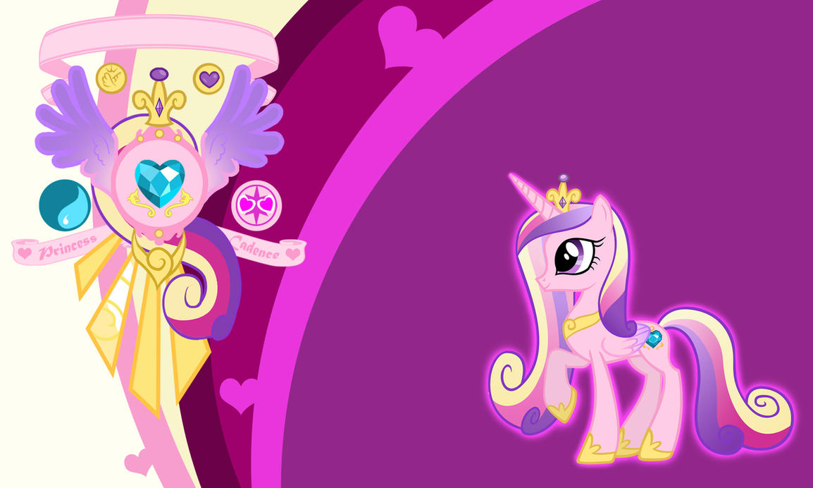 Princess Cadence Wall by Evilarticfox on DeviantArt