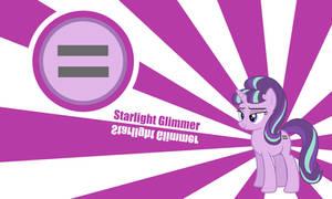 Starlight Glimmer Wall