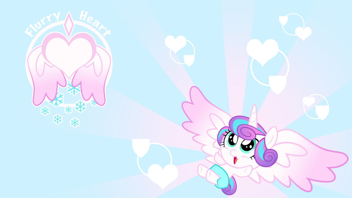 Flurry Heart Wall