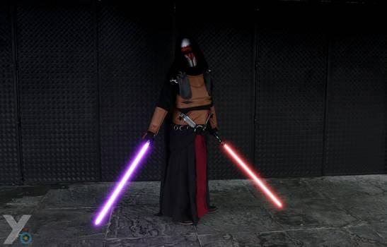 Star Wars Cosplay - Darth Revan 3