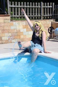 Disney Summer Cosplay - Aurora - Briar Rose 1