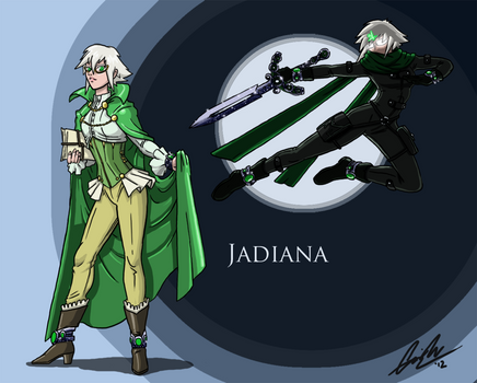 Jadiana [commission]