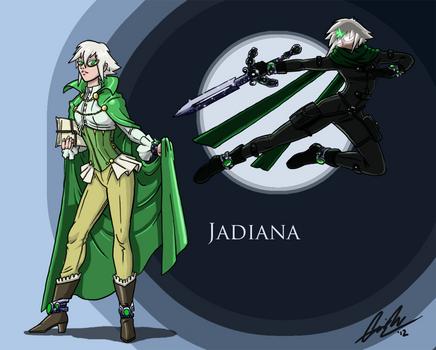 Jadiana [commission]