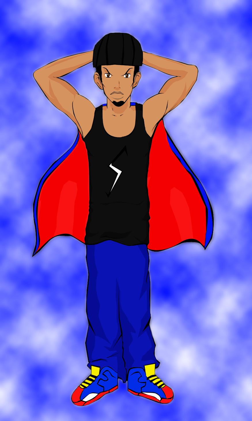 gangsta superman on july 4th 2 by yerxeo on deviantart