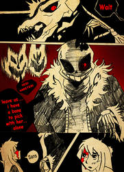 Horrortale: Who died in the end? page 12 by fishchin89