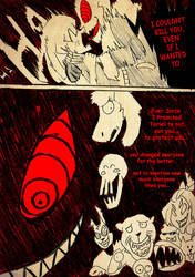 Horrortale: Who died in the end? page 14
