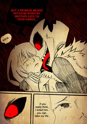 Horrortale: Who died in the end? page 15 by fishchin89