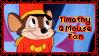 Timothy Q Mouse Fan