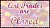 Art Trades Closed by Sabrina-K-88