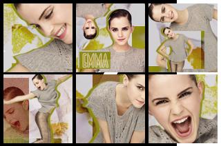 Emma Watson Icons by Sabrina-K-88