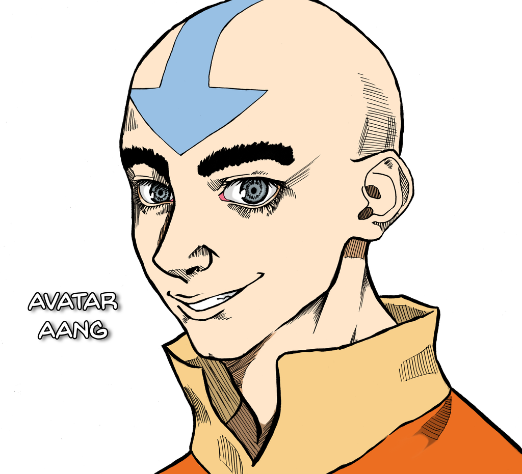 The Last Airbender! By Max-Manga