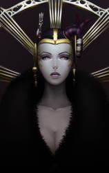 The Sorceress by dyadav