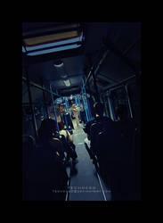 ...alone in the dark...