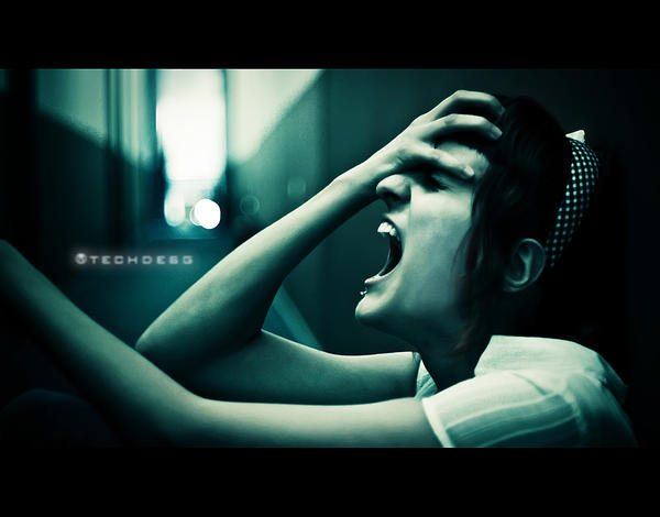 ...scream... by techdesg