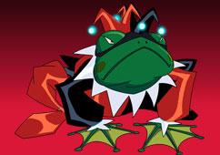 Frog Raph by Mew2fem