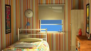 Blender - Bedroom