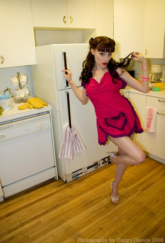 Cooking Pin-Up 1