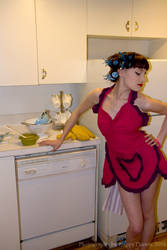 Cooking Pin-up 3