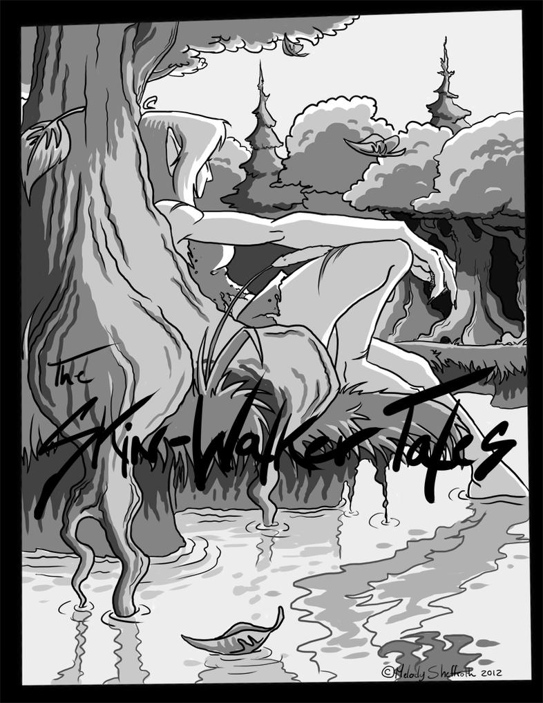 Skin-Walker Tales Page0 by DranixParemoon