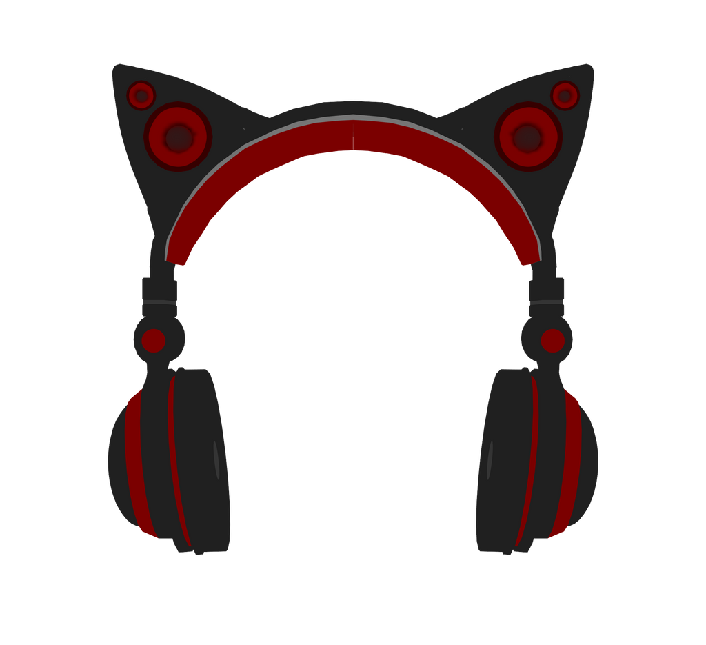 MMD - Neko Headset DL by HaruLikesCarrots