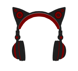MMD - Neko Headset DL by HaruLikesCarrots