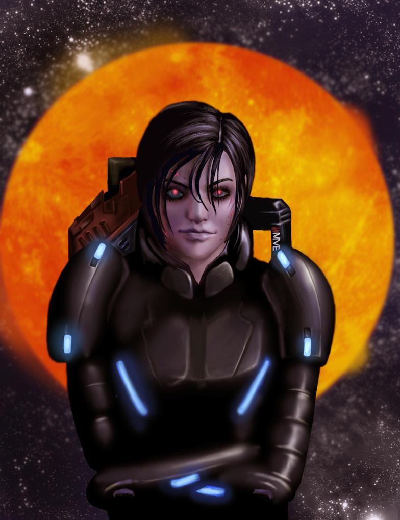 Идеальная женщина — фанфик по фэндому «Mass Effect»