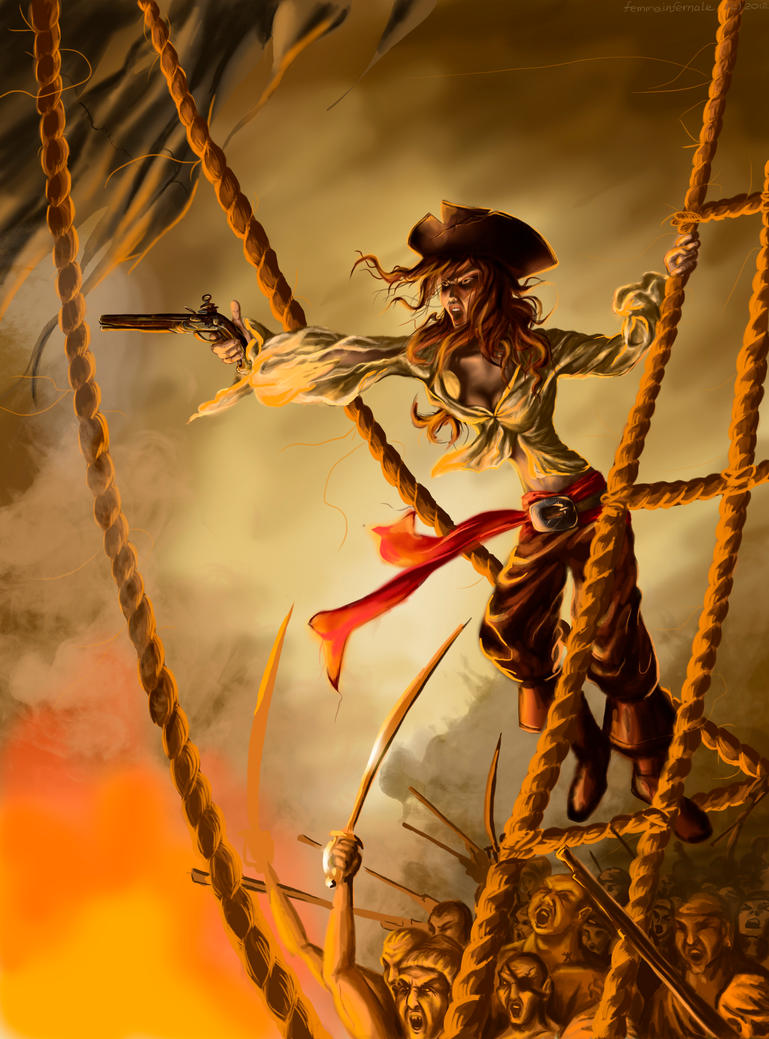Pirates Odyssey: To The Board! by FemmeInfernale