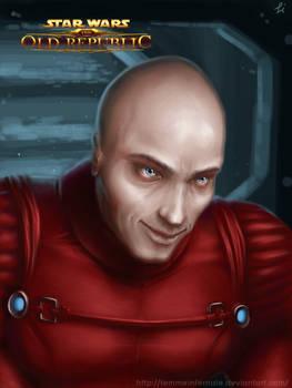 STAR WARS - KOTOR: Alek Squinquargesimus