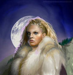 Lagertha of the Deviant Moon