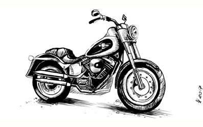 Fatboy Harley Davidson 2017