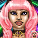 Furcadia Portrait: Bernadette