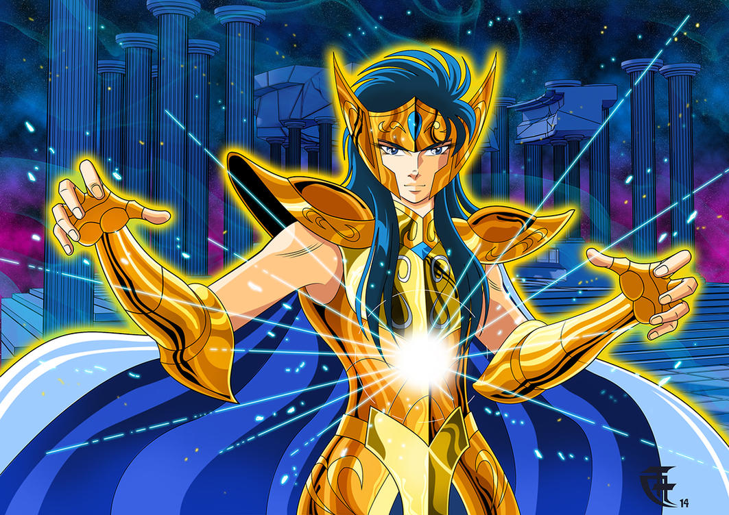 Aquarius no Kamyu full color version by lithiumsaint