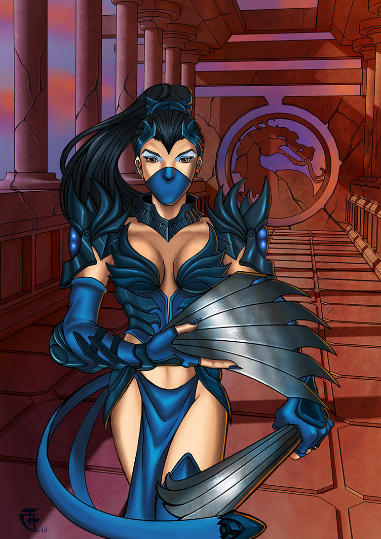 Kitana Concept by lithiumsaint