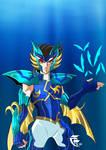 Scylla no Io Blue by lithiumsaint