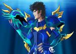 Lymnades no Kaysa Blue by lithiumsaint