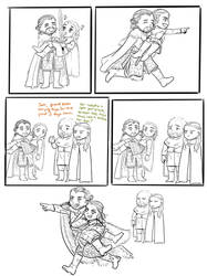 Post Jon Arya reunion by JoyJuhee