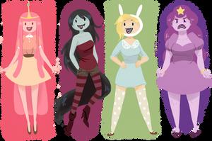 Adventure Ladies