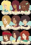 Ladies of Olympus