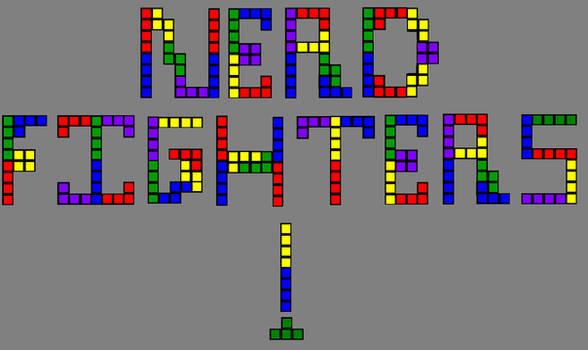 Tetris Nerd Fighters