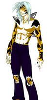 Smexy Tiger Mizuki Touji Doll