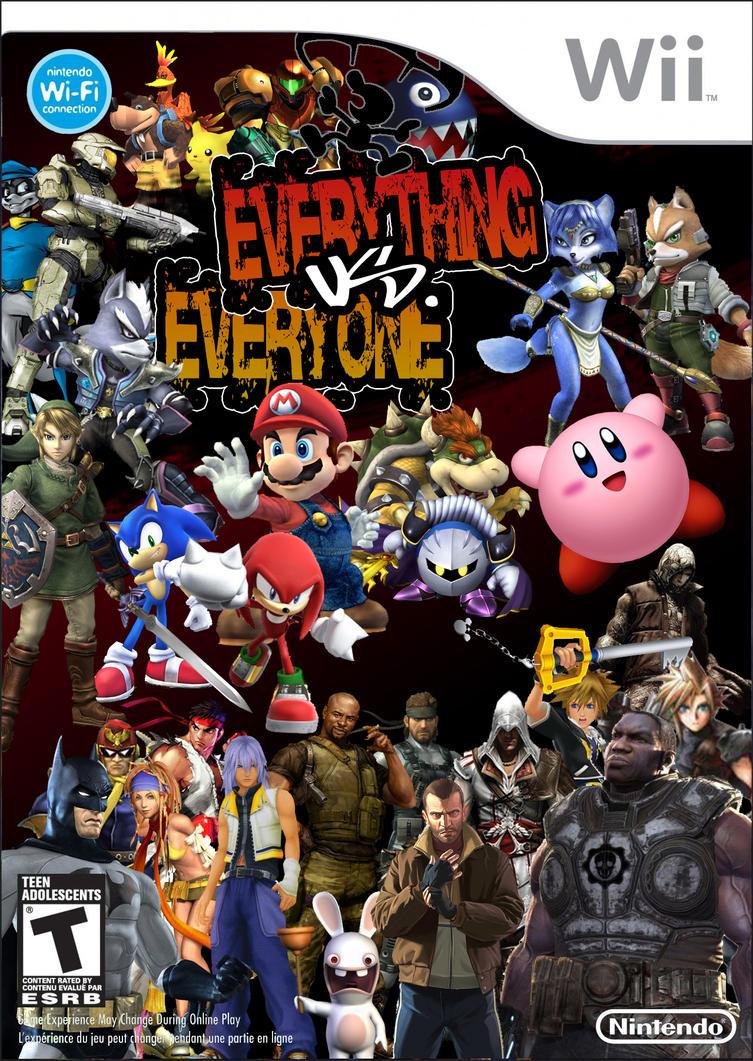 Everything vs Everyone by DaytonaBlue64Impala