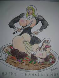 Thankgsgiving Feast II by eladssur