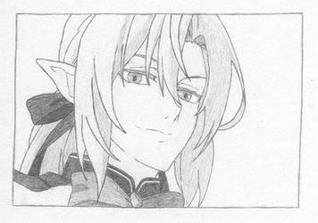 Lord Ferid Bathory - Owari no Seraph