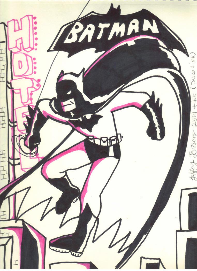 Batman  by tsujigo